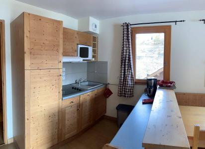 Location au ski Appartement duplex 3 pièces 7 personnes (77) - Chalets des Rennes - Vars - Kitchenette