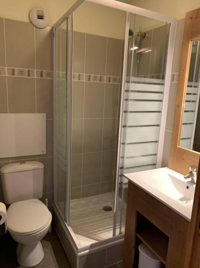 Location au ski Appartement duplex 3 pièces 7 personnes (77) - Chalets des Rennes - Vars - Salle de bains