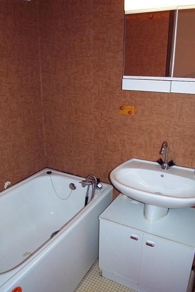 Rent in ski resort 2 room apartment 4 people (0001) - La Résidence Les Colchiques - Vars - Bathroom