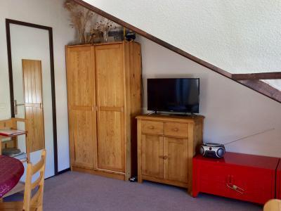 Rent in ski resort Studio sleeping corner 4 people (0502) - La Résidence Les Colchiques - Vars