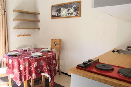 Rent in ski resort Studio sleeping corner 4 people (0405) - La Résidence Les Colchiques - Vars - Bench seat
