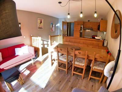 Rent in ski resort 4 room apartment 8 people (22C) - Le Hameau des Rennes - Vars