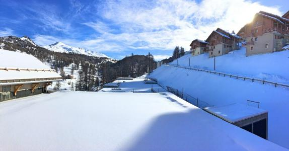 Rent in ski resort 2 room apartment cabin 6 people (HDRM18) - Le Hameau des Rennes - Vars