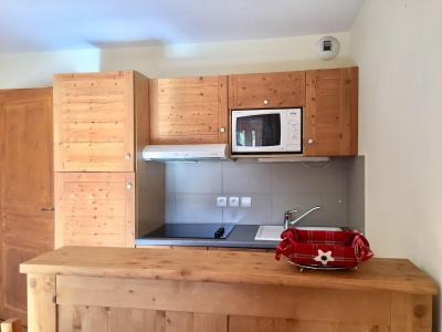 Rent in ski resort 2 room apartment 4 people (B52) - Le Hameau des Rennes - Vars