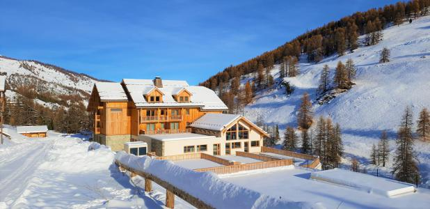 Skiing stay Les Chalets Des Rennes