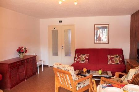 Rent in ski resort 3 room apartment 8 people (015) - Résidence Centre Vars - Vars - Bedroom