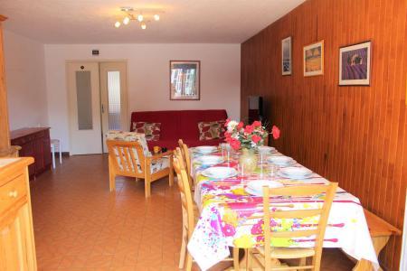 Rent in ski resort 3 room apartment 8 people (015) - Résidence Centre Vars - Vars - Living room