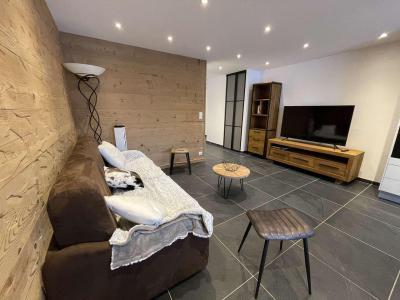Rent in ski resort 3 room apartment 8 people (019) - Résidence Centre Vars - Vars - Living room