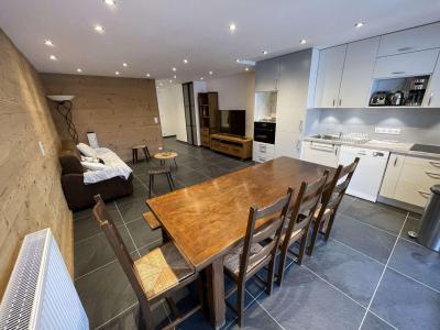 Rent in ski resort 3 room apartment 8 people (019) - Résidence Centre Vars - Vars - Table
