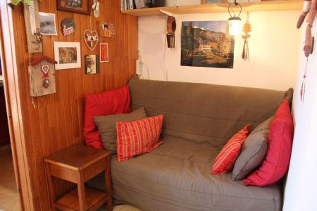 Rent in ski resort Studio sleeping corner 4 people (045) - Résidence Centre Vars - Vars
