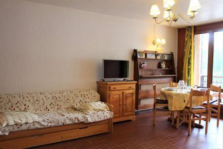 Rent in ski resort Studio sleeping corner 4 people (039) - Résidence Centre Vars - Vars