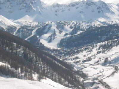 Rent in ski resort Logement 1 pièces 4 personnes (VRS330-0095) - Résidence Centre Vars - Vars
