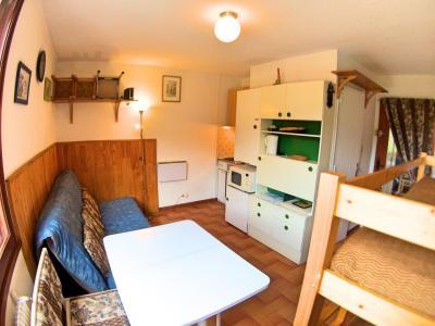 Rent in ski resort Studio 2 people (071) - Résidence Centre Vars - Vars - Kitchen