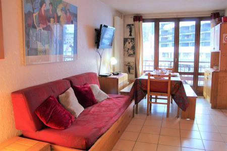 Rent in ski resort Studio sleeping corner 4 people (004) - Résidence Centre Vars - Vars - Kitchen