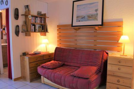 Rent in ski resort Studio sleeping corner 4 people (004) - Résidence Centre Vars - Vars - Shower room