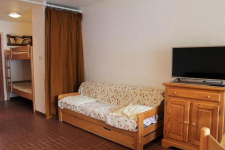 Rent in ski resort Studio sleeping corner 4 people (039) - Résidence Centre Vars - Vars - Shower