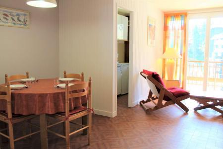 Rent in ski resort Studio sleeping corner 4 people (040) - Résidence Centre Vars - Vars - Kitchen