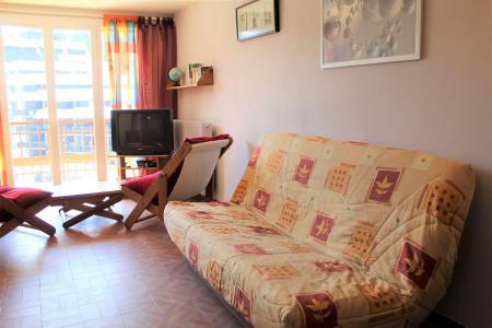Rent in ski resort Studio sleeping corner 4 people (040) - Résidence Centre Vars - Vars - Living room