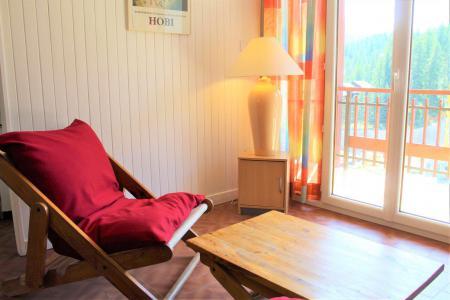Rent in ski resort Studio sleeping corner 4 people (040) - Résidence Centre Vars - Vars - Shower