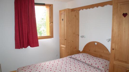 Rent in ski resort 3 room apartment 6 people (U004) - Résidence Ecrin des Neiges - Vars - Double bed