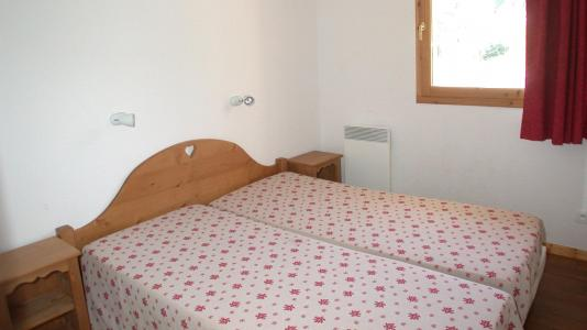Rent in ski resort 3 room apartment 6 people (U004) - Résidence Ecrin des Neiges - Vars - Single bed