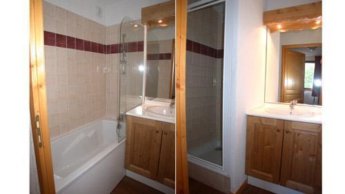 Location au ski Appartement 3 pièces 6 personnes (U004) - Résidence Ecrin des Neiges - Vars - Baignoire