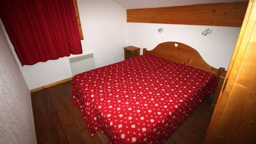 Location 4 personnes Appartement 2 pièces 4 personnes - Residence Ecrin Des Neiges
