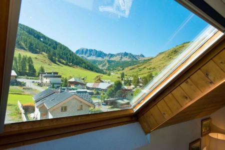 Rent in ski resort Studio mezzanine 4 people (31) - Résidence Hostellerie - Vars