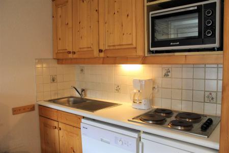 Rent in ski resort 2 room apartment sleeping corner 6 people (2) - Résidence l'Aiglon - Vars