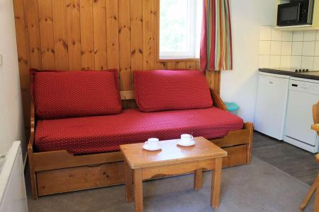 Rent in ski resort 3 room apartment 6 people (309) - Résidence l'Eyssina - Vars - Cabin