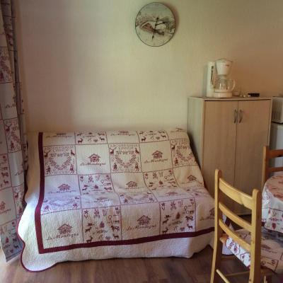Rent in ski resort 2 room apartment 4 people (101) - Résidence l'Olan - Vars