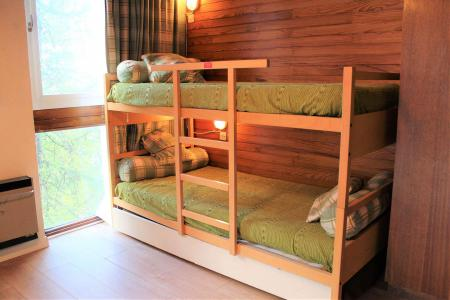 Rent in ski resort Studio sleeping corner 4 people (401) - Résidence l'Olan - Vars - Plan