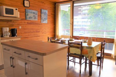 Rent in ski resort Studio cabin 6 people (402) - Résidence l'Olan - Vars - Winter outside