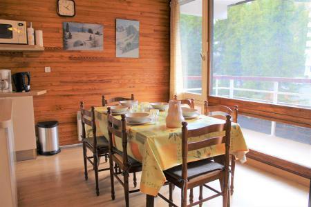 Rent in ski resort Studio cabin 6 people (402) - Résidence l'Olan - Vars