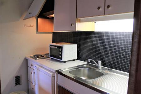Rent in ski resort Studio sleeping corner 4 people (401) - Résidence l'Olan - Vars - Shower room