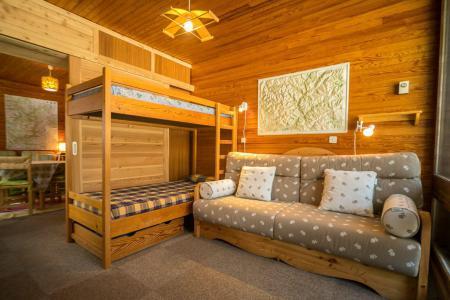 Rent in ski resort Studio sleeping corner 4 people (301) - Résidence l'Outagno - Vars