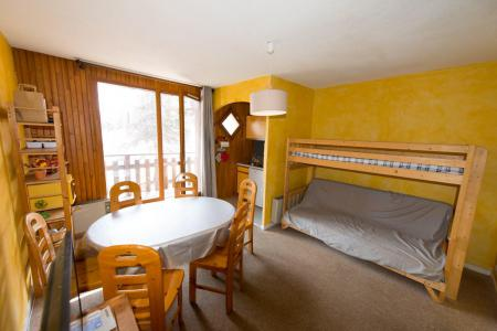 Rent in ski resort Studio cabin 4 people (012) - Résidence la Font Sancte - Vars
