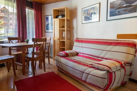 Rent in ski resort Studio sleeping corner 4 people (322) - Résidence Lauzet - Vars