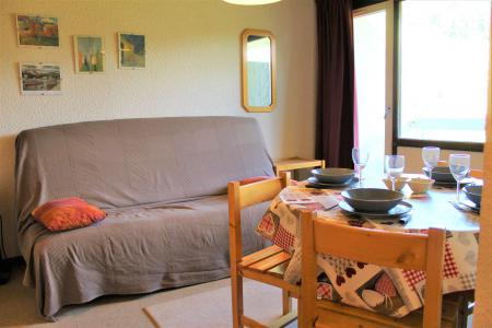 Rent in ski resort Studio sleeping corner 3 people (413) - Résidence Lauzet - Vars