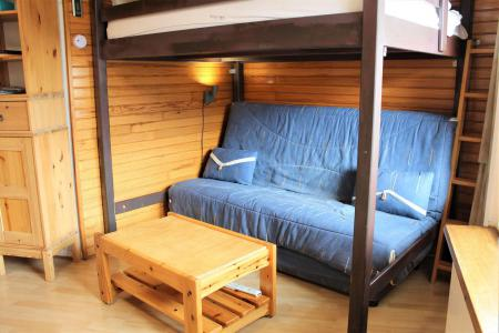 Rent in ski resort Studio sleeping corner 4 people (616) - Résidence Lauzet - Vars - Bench seat