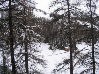 Location au ski Appartement 3 pièces cabine 7 personnes (712) - Résidence le Chambeyron - Vars