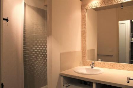 Rent in ski resort Studio sleeping corner 4 people (508) - Résidence le Chambeyron - Vars