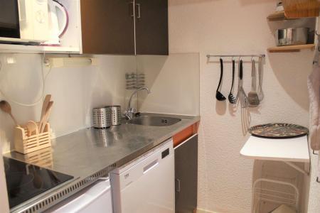 Location au ski Appartement 2 pièces cabine 6 personnes (407) - Résidence le Chambeyron - Vars