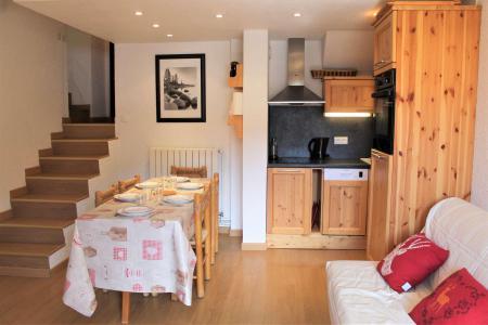 Rent in ski resort 2 room duplex apartment 5 people (0018) - Résidence le Hameau - Vars - Kitchenette