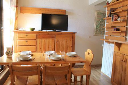 Rent in ski resort 2 room duplex apartment 6 people (0012) - Résidence le Hameau - Vars - Bath-tub