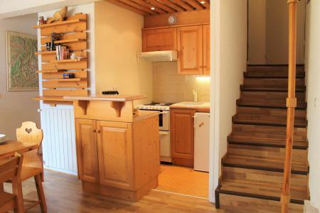Rent in ski resort 2 room duplex apartment 6 people (0012) - Résidence le Hameau - Vars - Bunk beds