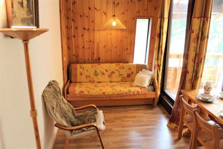 Rent in ski resort 2 room duplex apartment 6 people (0012) - Résidence le Hameau - Vars - Living room