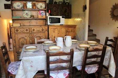 Rent in ski resort 2 room duplex apartment 6 people (025) - Résidence le Hameau - Vars - Bathroom