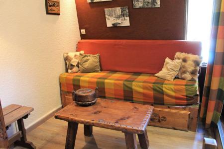 Rent in ski resort 2 room duplex apartment 6 people (025) - Résidence le Hameau - Vars - Bunk beds