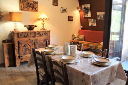 Rent in ski resort 2 room duplex apartment 6 people (025) - Résidence le Hameau - Vars - Living room